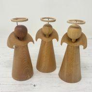 Harry Toner Wooden Christmas Angels